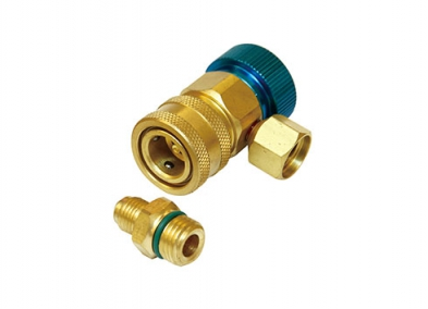 Low Side Couplers With Adapter