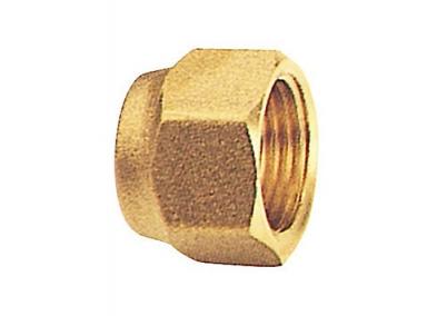 Forged brass nut
