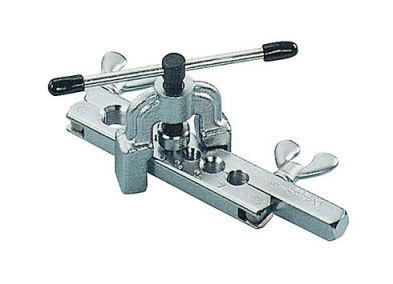 Assembled Eccentric Cone Type Flaring Tool